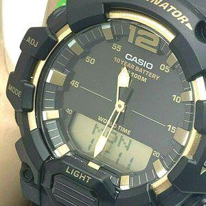 Casio 5565 Men's Watch Analog Digital HDC700-9A